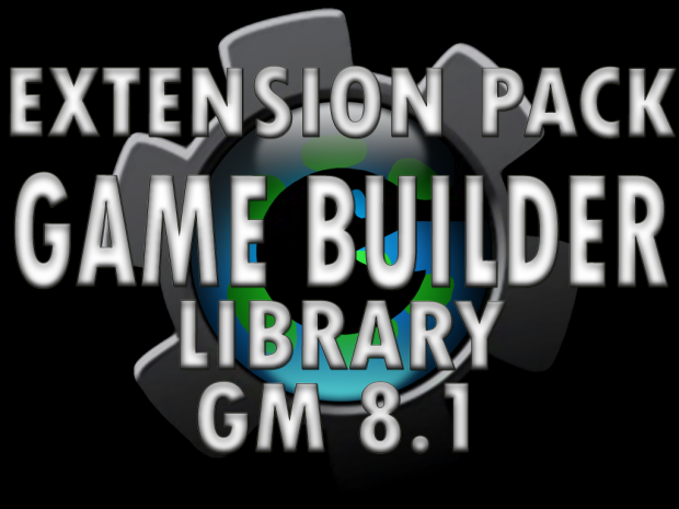 BGP Game Builder Library Extension GM 8.1
