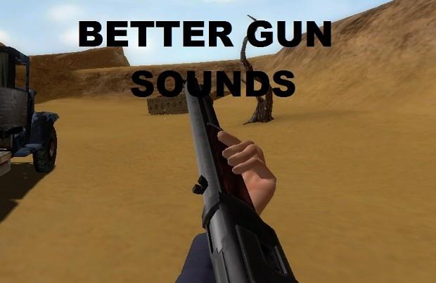 Shotgun Sunrise Gun Sound Pack