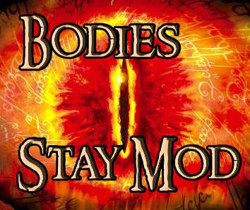 BodiesStayModII:ROTC v2.01