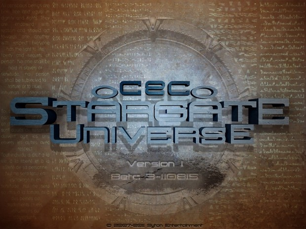CnC SGU Version 1 Beta 3 110815