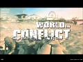World In Conflict Menu Video