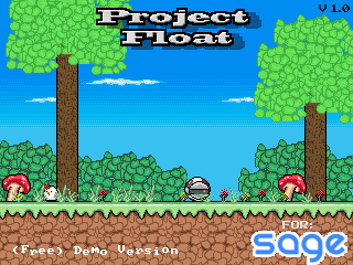 Project Float Demo V 1.0 (PC)