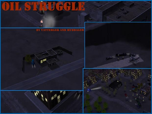 Oil Struggle