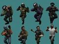 CSO Characters + Skins