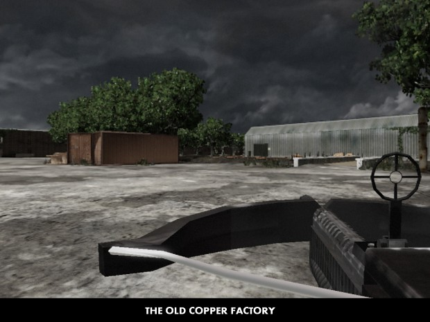 the old copper factory