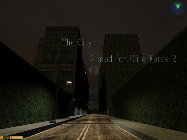 The City (2-Level Preview)