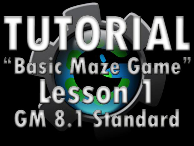 Basic Maze Game Lesson 1