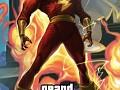GTA SA Captain marvel MOD