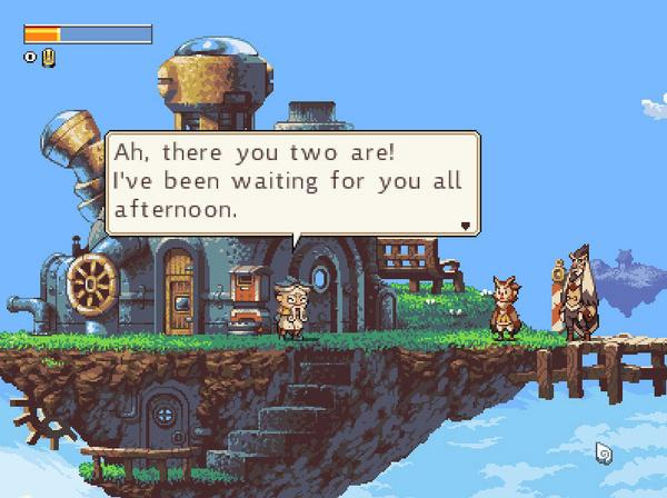 Owlboy Demo v1.01 2011