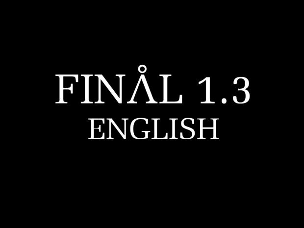 Stargate EaW - Final 1.3 (Complete version)