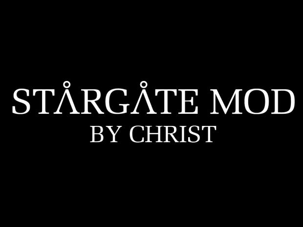 Stargate Mod by Christ