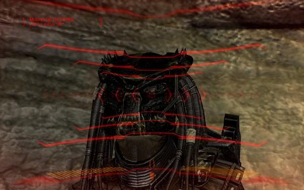 AVP Berserker Predator (Wolf)