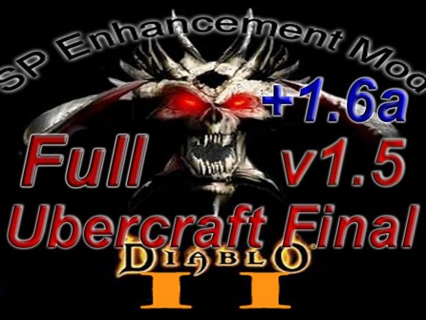Diablo II SP Enhancement Mod v1.5+v1.6a Full Final