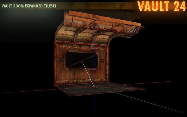 Vault Room Expanded Tileset