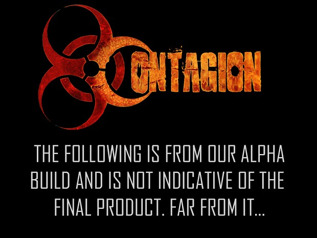 Contagion Early Alpha Game-Play Teaser Video