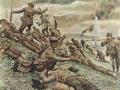 The Battle of Omaha beach, Less LCVP's