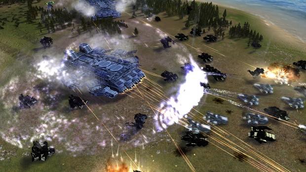 Experimental Wars V2.8.1