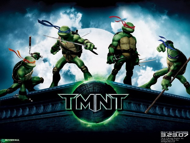 Ninja Turtles: Turtle Power!