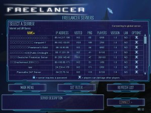 """new"" Freelancer Discovery 4.85 global server mod"