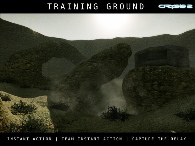 Training Ground (Canyon)