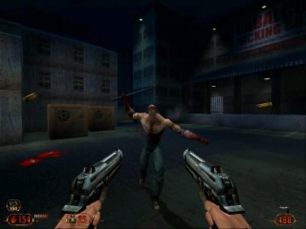 Blood II: Co-op