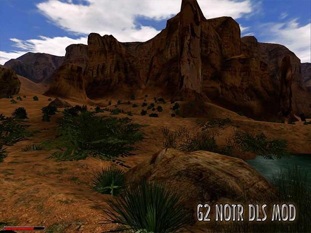 Gothic 2 NOTR DLS MOD for Addon World