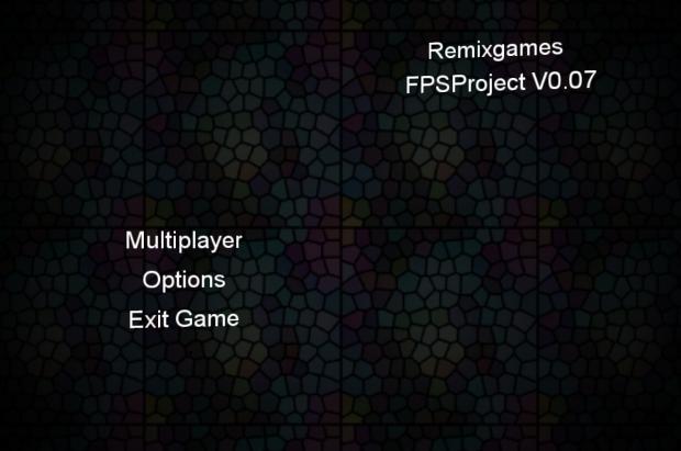 FPSProject V0.07