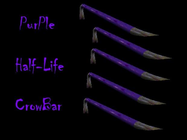 Purple Crowbar
