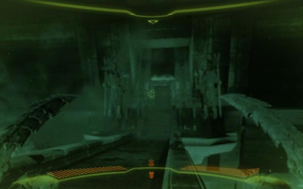 AVP Wolf Alien Vision