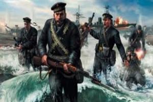 Men of War:Red Tide mod