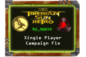 Single Player Campaign Fix
