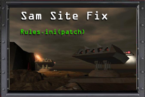 Sam Site Fix