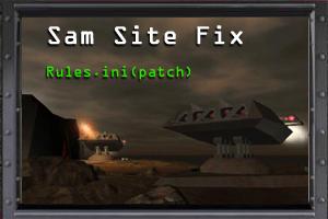 Sam Site Fix