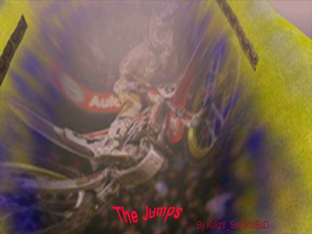 the jumps