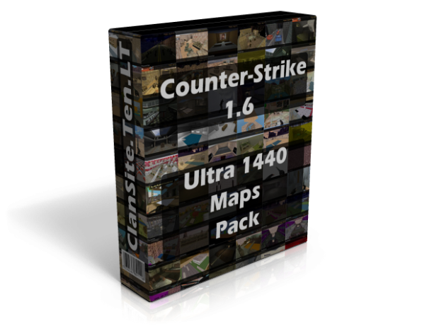 Counter Strike Map Pack Demo