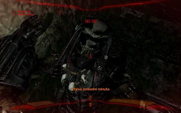AVP Berserker Predator Mask