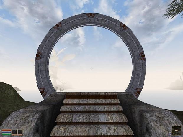 necessary stuff from Morrowind Stargate Mod