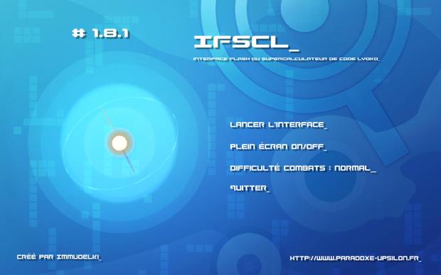 [old] IFSCL v.1.8.1