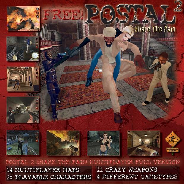 Postal 2 Share The Pain MP - Mac Version