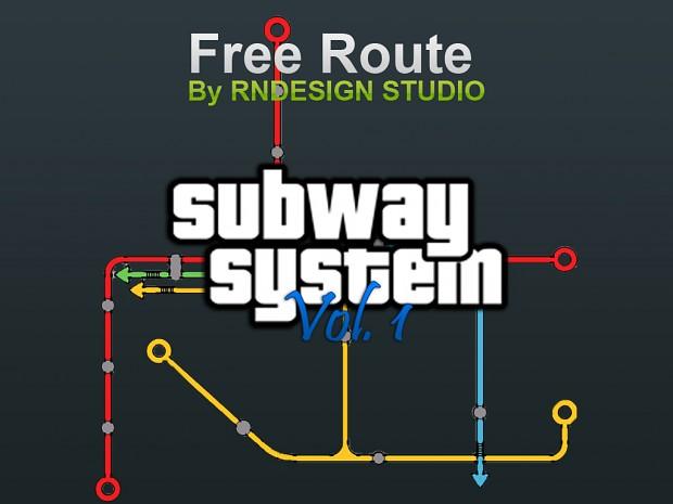 Subway System Vol. 1