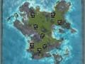 Total Mayhem Map: Mayhem Island