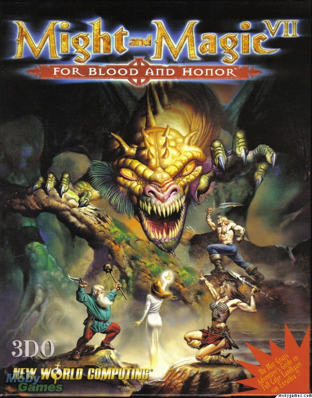 Might and Magic 7 patch v1.1