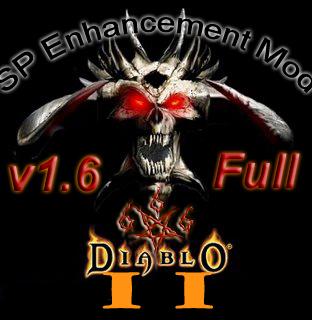Diablo II SP Enhancement Mod v1.6 Full