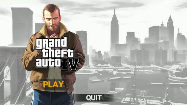 New Menu Addon GTAIV