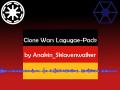 German - Deutsch - Clone Wars Language-Pack