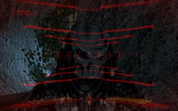 AVP Serpent Hunter Mask