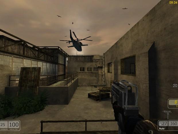 Chaser multiplayer demo