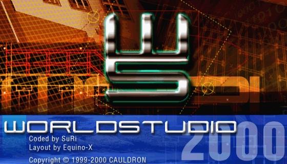 Chaser World Studio 2000