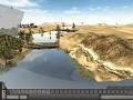 Desert River (Men of War Assault Squad Map)