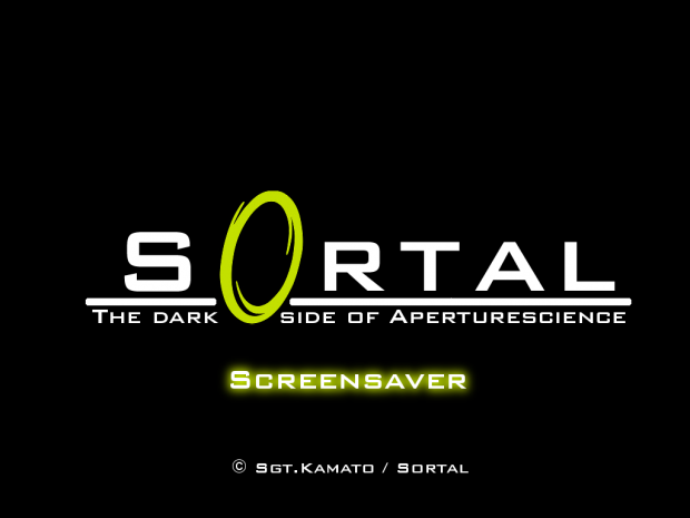 Sortal-Screensaver